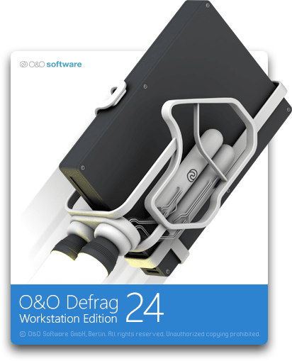 O&O Defrag Workstation / Server 24