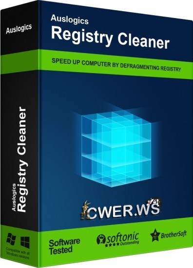 Auslogics Registry Cleaner Professional 8