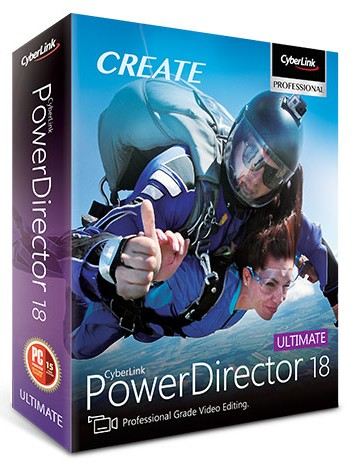 CyberLink PowerDirector Ultimate 18.0.2028.0