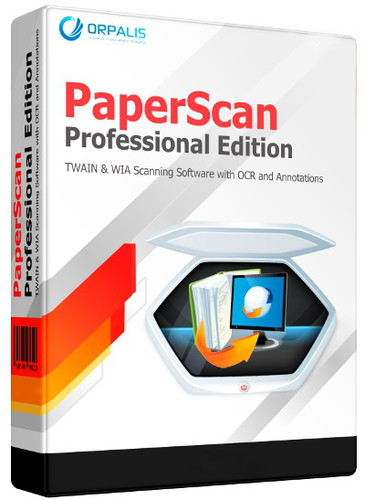 ORPALIS PaperScan Professional Edition