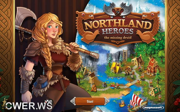 скриншот игры Northland Heroes: The Missing Druid