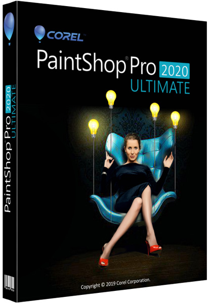 Corel PaintShop Pro Ultimate 2020
