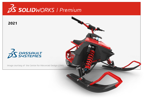 SolidWorks Premium Edition 2021