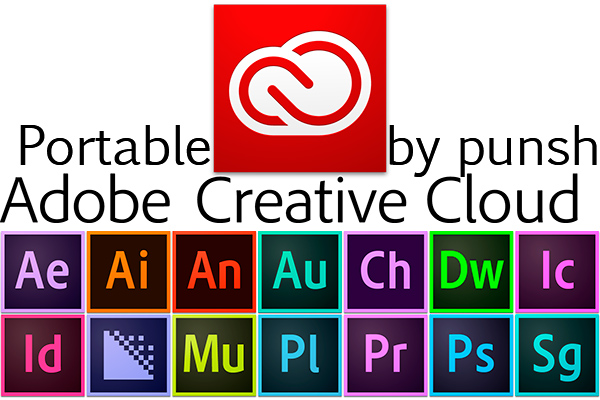 14 Adobe Applications CC 2015 x64